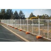 Super heavy duty temporary fence