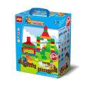 Garden School Farm Police Puzzle Toy Bricks for Educational Toy
