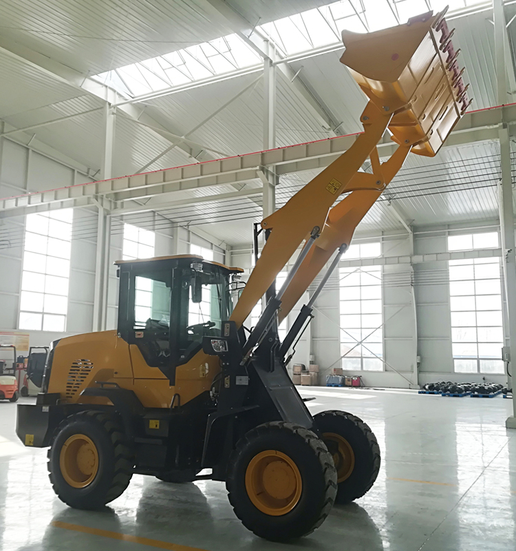 Small Loader Price