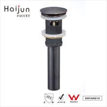 Haijun 2017 Durable Oem cUpc bañera Lacquered Overflow Scupper Drain