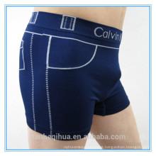 WholesaleSeamless Soft Boxer Shorts For Men Nylon Boxer