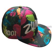 Fashion Snap Back Sports Hat, Baseball Cap