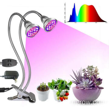 Lámparas para plantas Abrazadera flexible Grow Light