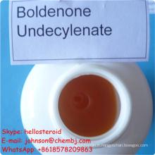 Liquide stéroïde semi-fini EQ 200 Legit équilibré 200mg / Ml Boldenone Undecylenate