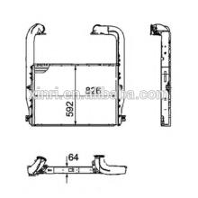 SCANIA truck spare parts aluminum intercooler for sale 1747660 NISSENS:97062