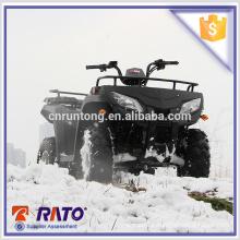 2016 Chinese wholesale black 250cc quad atv