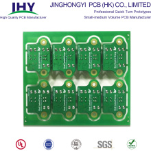 Haute qualité bas prix LED aluminium FR4 simple PCB double face