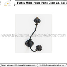High Quality Metal Hanger with Ceramic Knop