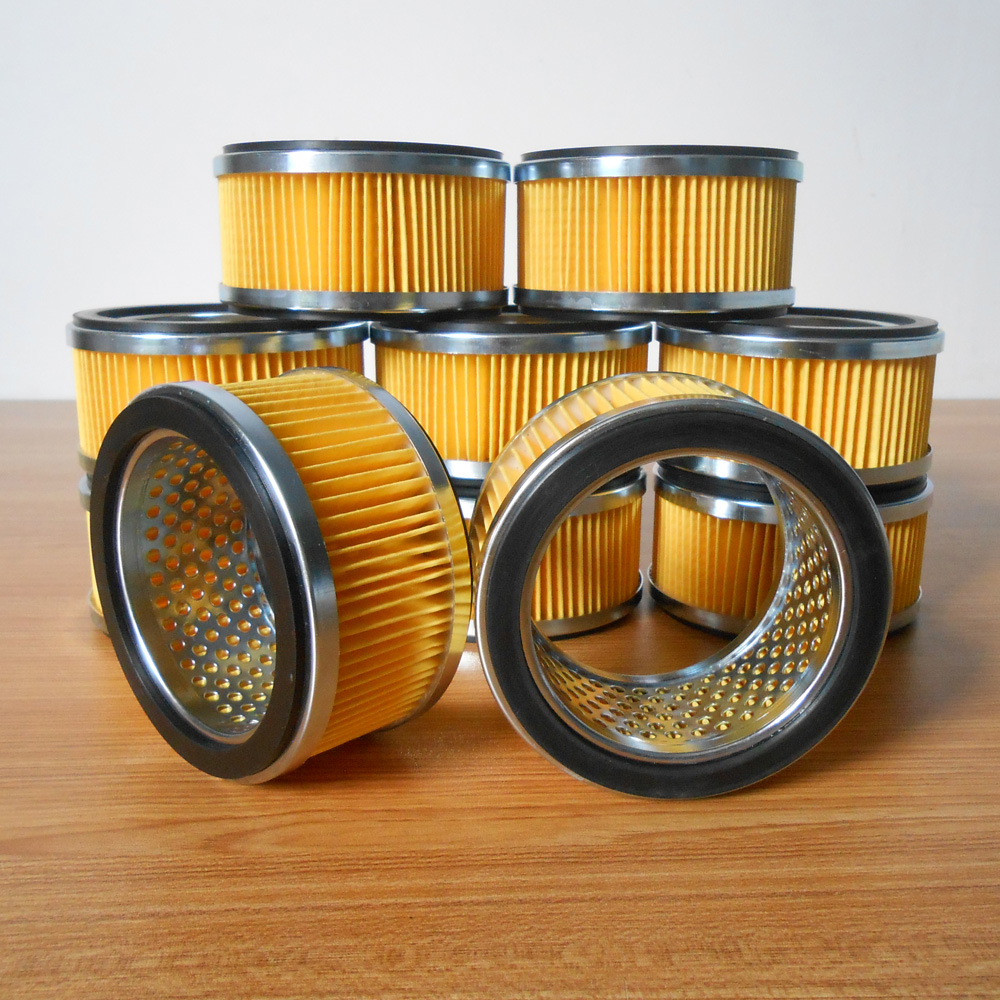 Oil paper fuel filters