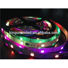 DC12V / 24V flexibles RGB geführtes Streifen-Licht SMD3528 / 2835/5050/5630/3014