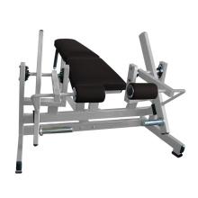 Équipement de fitness / équipement de gymnastique pour la flexion des jambes ISO-Lateral (HS-1021)