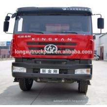SAIC-IVECO HONGYAN nouveau KINGKAN, 390hp 6x4 Dump truck