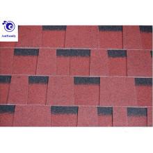 12 colores estilo doble asfalto tejas / materiales de construcción