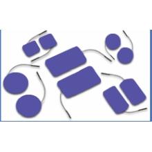 Almofada de eletrodo autoadesiva para uso de dezenas