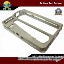 Benutzerdefinierte 304 Edelstahl CNC-Rahmen Elektrische CNC-Komponenten