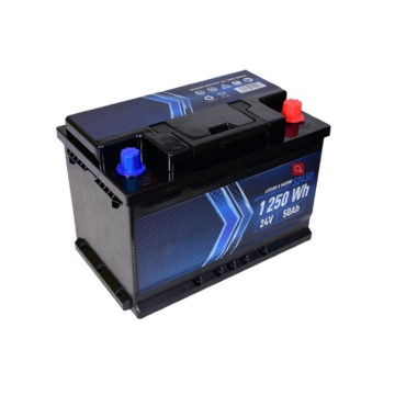 Batterie au lithium 24V 50Ah RV Battery