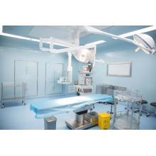 Serviços de suprimentos para salas limpas para operação hospitalar