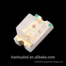 LED SMD 0805 Red/Orange/Yellow/Yellow Green/Pure Green/Blue/Purple ( CE & RoHS )