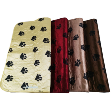 Polyester Surface Washable Pet Training Underpad