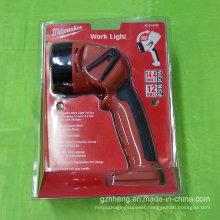 Custom plastic blister package for tools