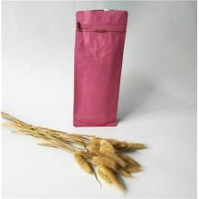Bolsa de plástico de bolsillo con cremallera