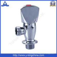 Хромированный латунный угловой клапан (YD-5010)