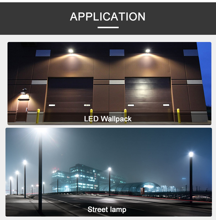 WALL PACK Application