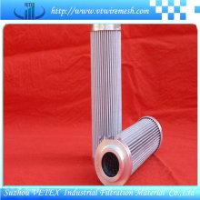 SUS 304L Elemento de filtro Vetex