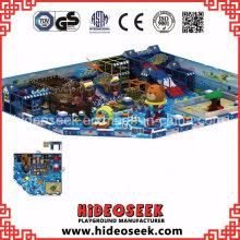 Ocean Theme Indoor Soft Play Equipo con En1176