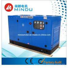 Générateurs électriques diesel refroidis à l'eau de moteur de Lovol de 80kVA