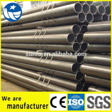 Supply welded alloy S235JR steel pipe of China manufacturer
