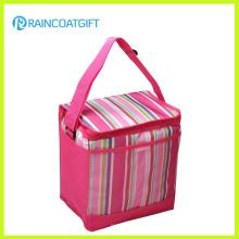 Isolierpicknick-Kühltasche im Freien mit vorderer Ineinander greifen-Tasche Rbc-080A