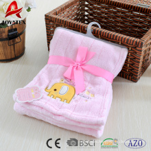 100% polyester fleece fashion kid blanket
