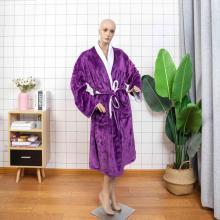 Spa robe Night Wear Women Sleepwear Hotel Bathrobe