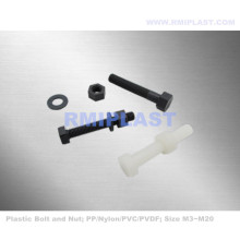 PP Hexagon Bolt And Nut