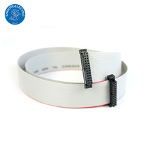 IDC type 1.27mm Pitch Flat Ribbon Cable Assy with 2.54mm Connector