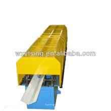 YTSING-YD-4025 passe CE e ISO Ridge Cap Roll formando máquina, Ridge Cap rolo formando máquina WuXi, Ridge Cap tornando a máquina