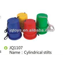 Zancos de diversión para niños, Zancos de salto de plástico para niños JQ1107