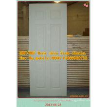 Linyi melhor MDF / HDF Porta pele com preço barato