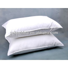 Hot selling design direct factroy made wholesale 100% cotton wholesale plain hotel white linen pillowcases