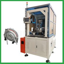 Automatic Elevator motor stator winding machine