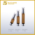 2015 new design high quality cosmetics airless bottle of 15ml, 20ml ,30ml