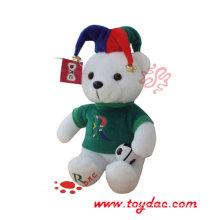 Plush Promotion Football Bear