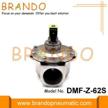 Aluminum Body DMF-Z-62S Pulse Jet Valve For Filtering
