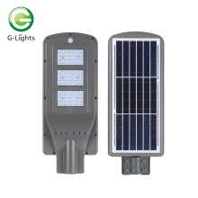 Solar streets monocrystalline silicon LED aluminum light