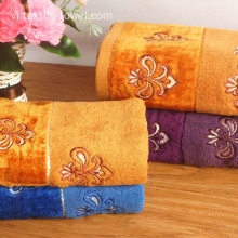 Cheap Good Embroidered Bath Towels On Line