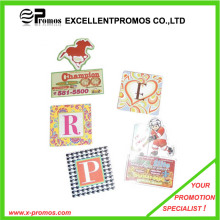 Fashionable Style Best Quality Logo Printed Rubber Fridge Magnet (EP-F2146)