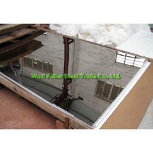 Precio barato 410 hoja de acero inoxidable con el mejor servicio
