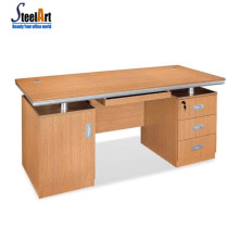 Latest simple computer table design durable desktop computer table computer desk