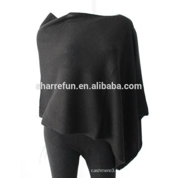 7GG tricot en vrac vêtements d'été femmes 100% ponchos en cachemire